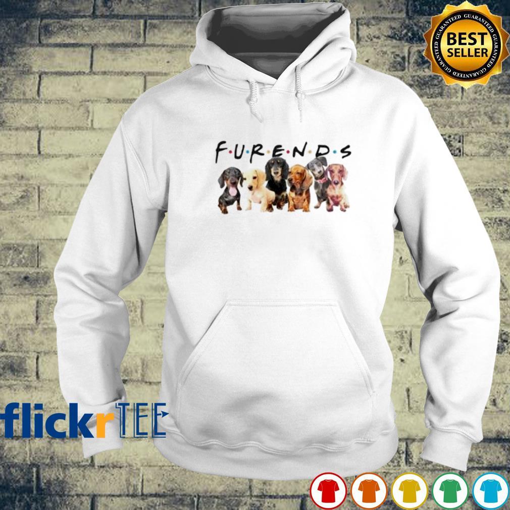 Friends Dachshund furends s hoodie