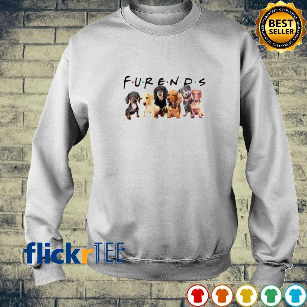 Friends Dachshund furends s sweater