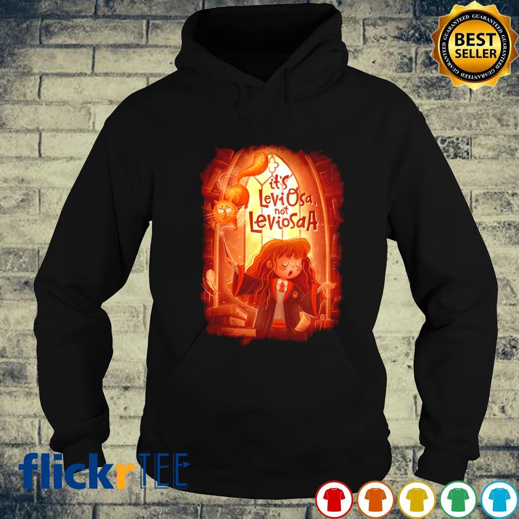 It's Leviosa not Leviosaa s hoodie
