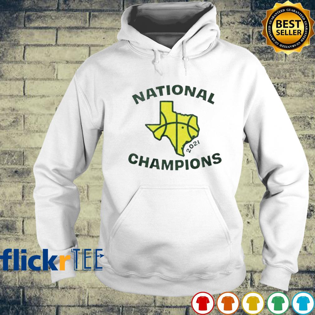 National champions 2021 Texas flag map basketball s hoodie