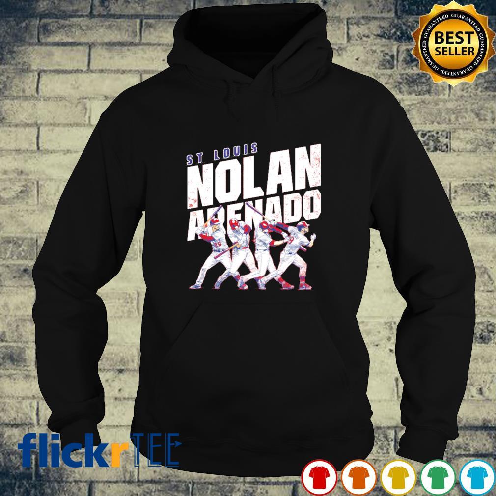 St Louis Nolan Arenado s hoodie