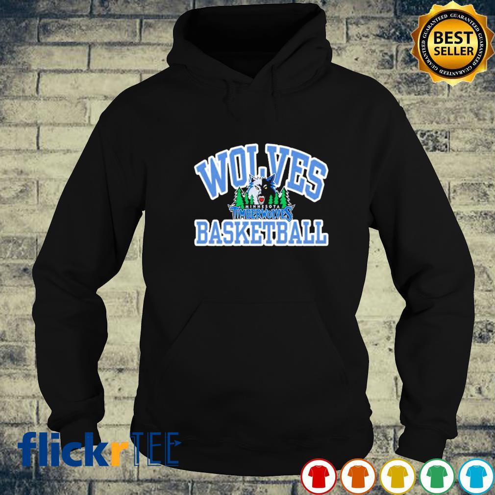 Wolves basketball Minnesota Timberwolves s hoodie