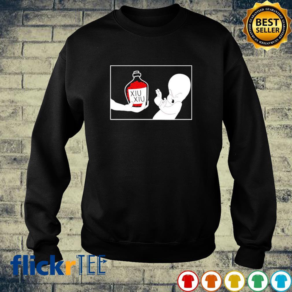Xiu xiu ghost s sweater