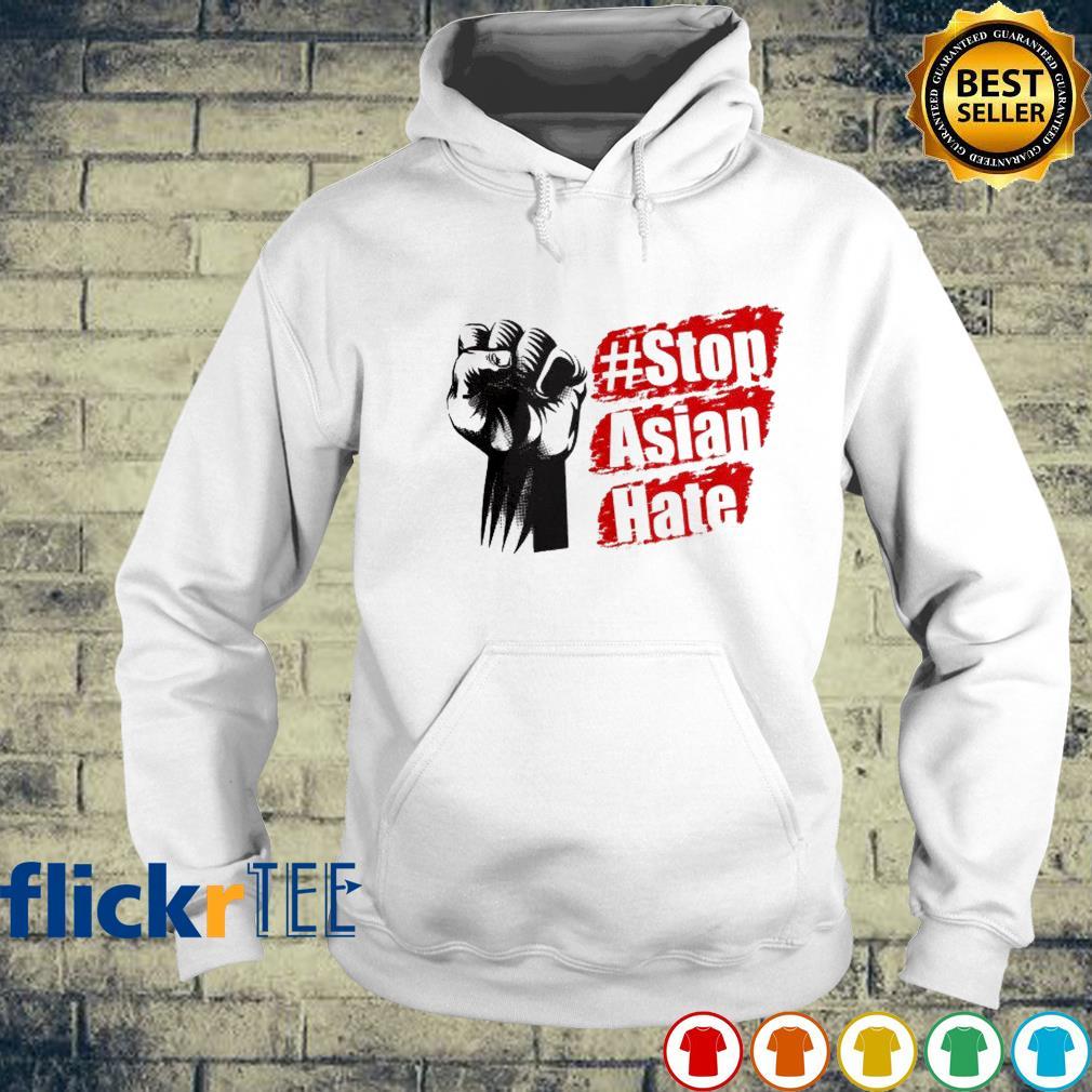 #Stop Asian hate s hoodie