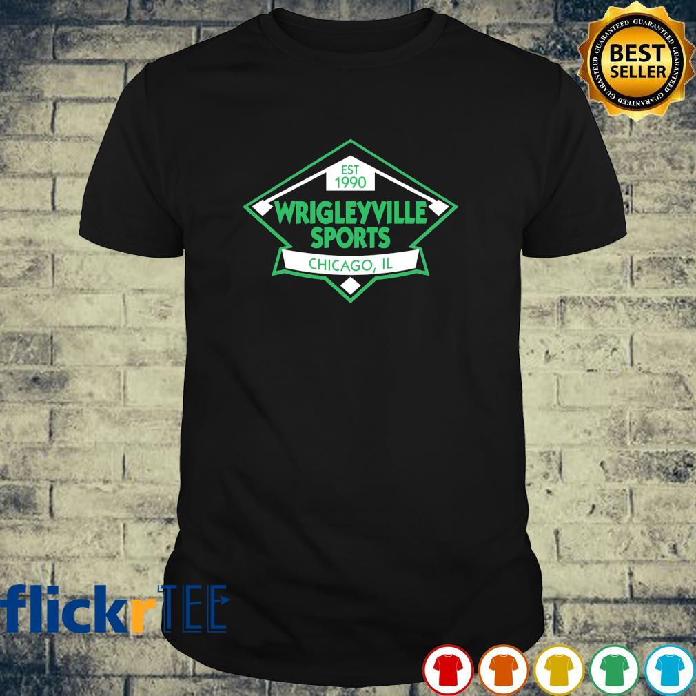 Wrigleyville sports Chicago shirt
