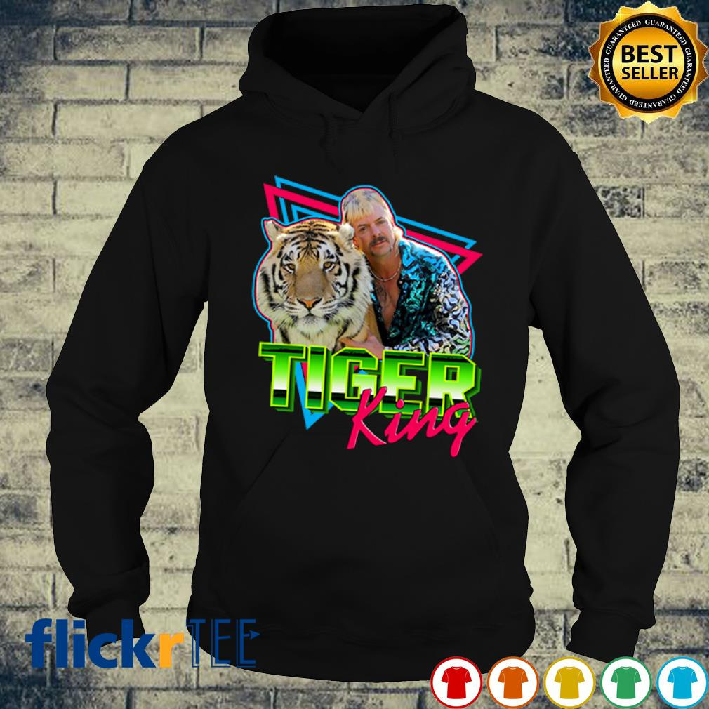 Joe Exotic Tiger King American Hero s hoodie