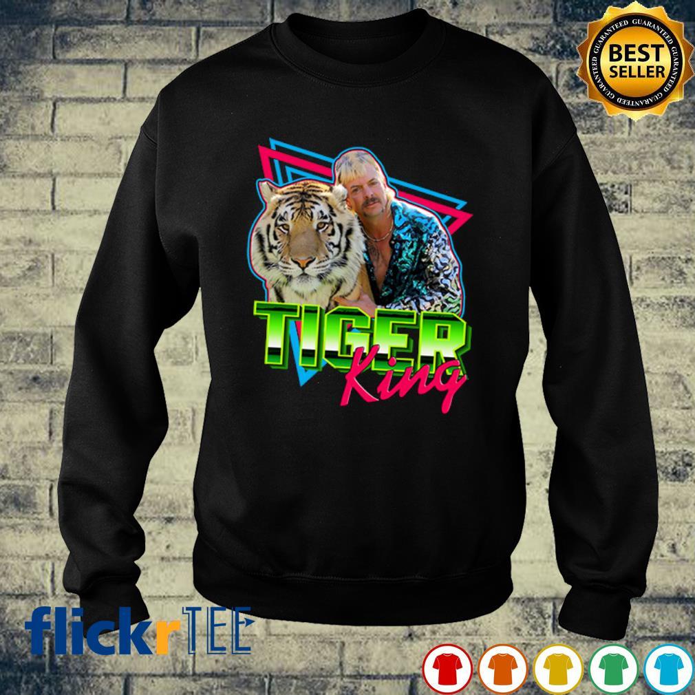 Joe Exotic Tiger King American Hero s sweater