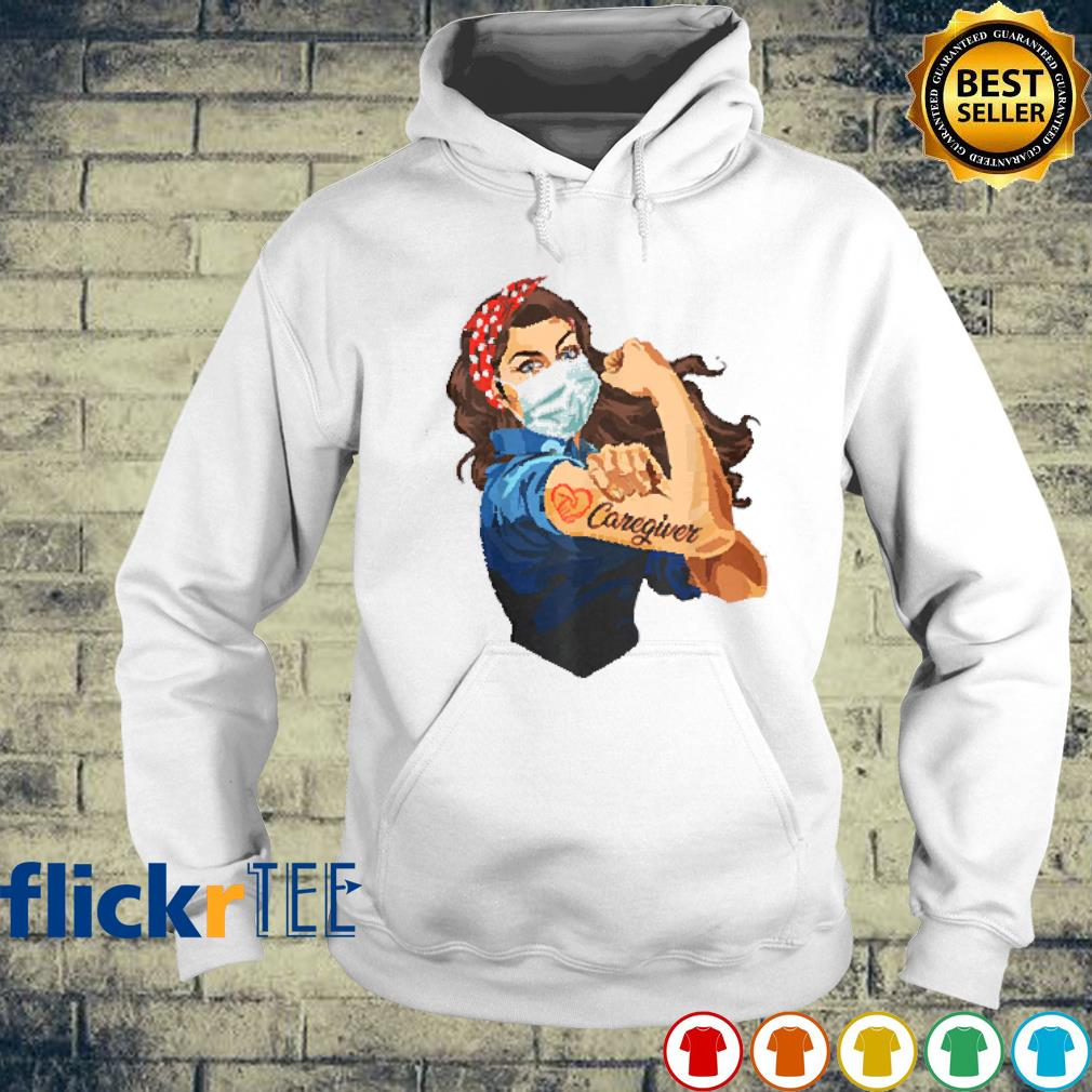 Strong Girl tattoos Caregiver s hoodie