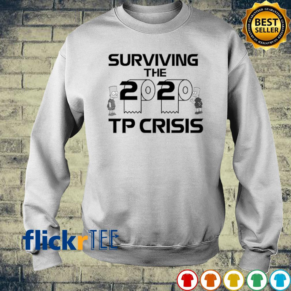 Toilet Paper surviving the 2020 TP Crisis s sweater
