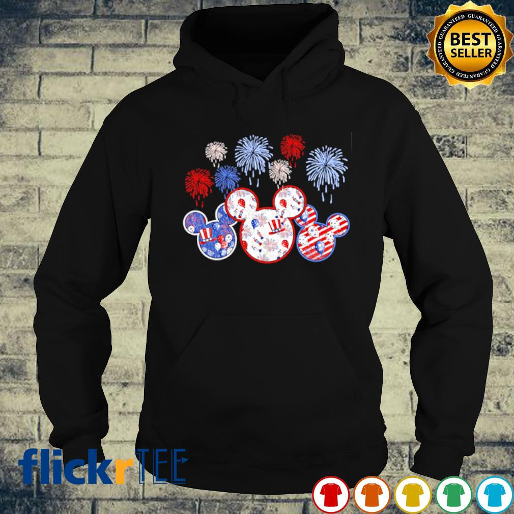 Patriotic Mouses happy independence day s hoodie