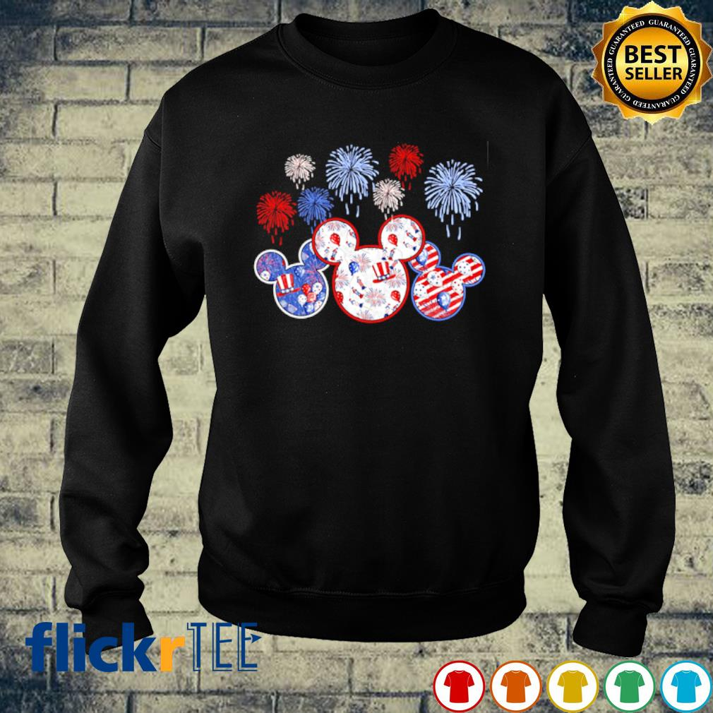 Patriotic Mouses happy independence day s sweater