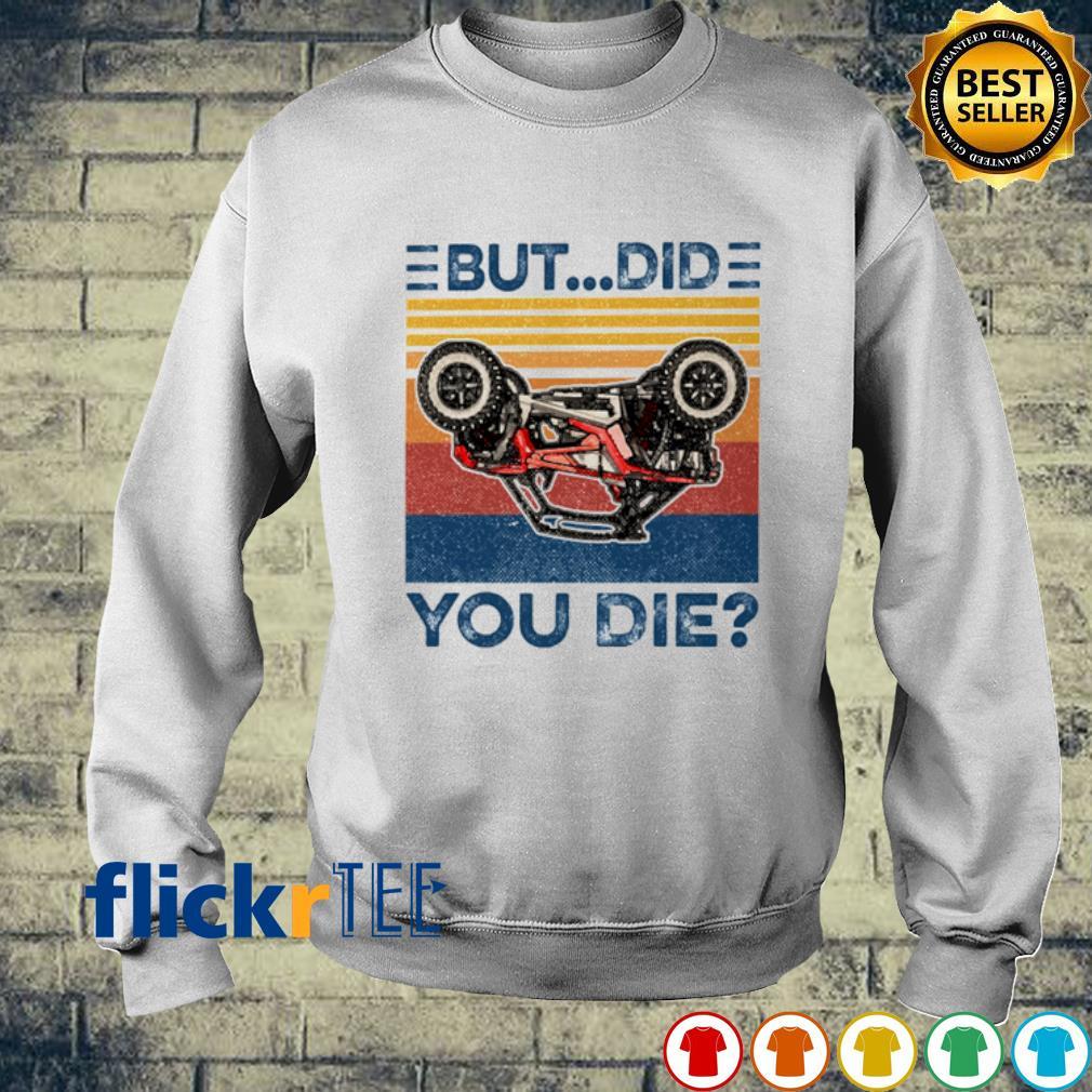 Polaris but did you die vintage s sweater