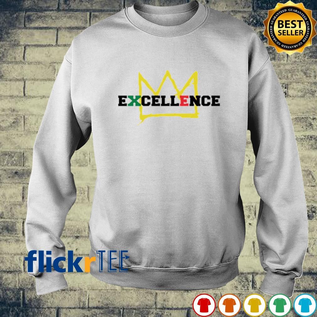 Black Excellence king s sweater