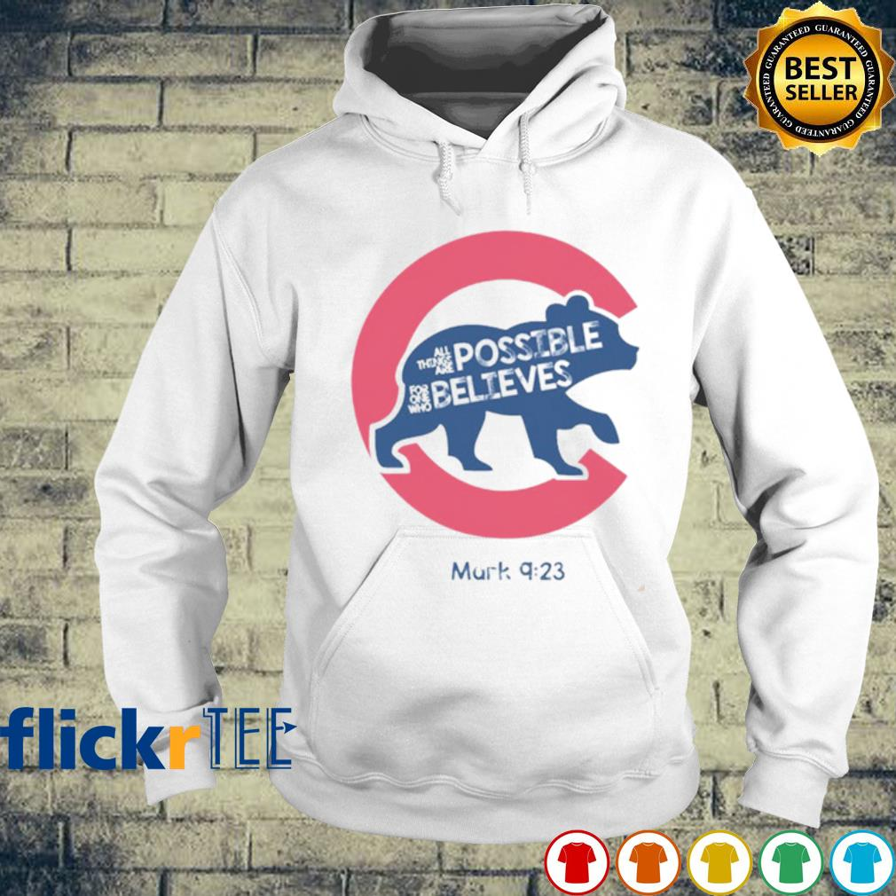 Chicago Bears possible believes mark s hoodie