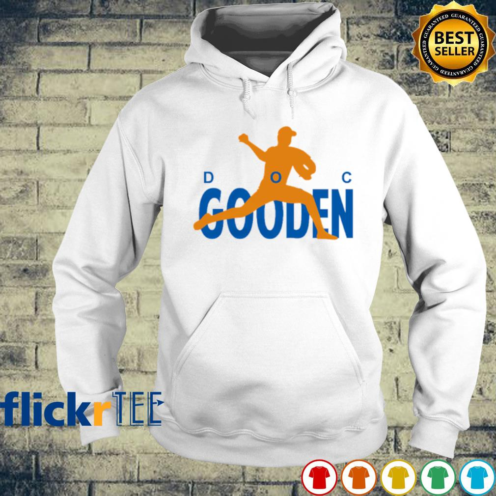 Darryl Strawberry Doc Gooden New York Mets s hoodie