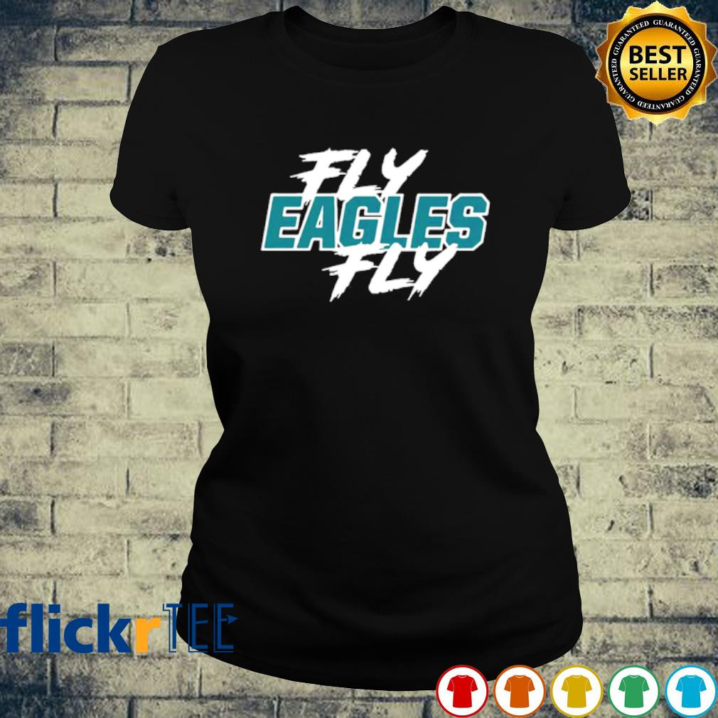 Fly Eagles Fly s ladies-tee