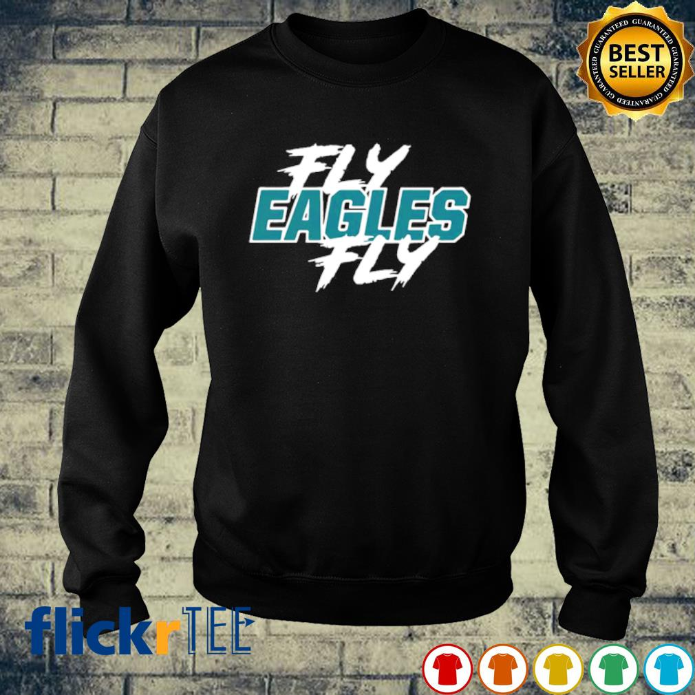 Fly Eagles Fly s sweater