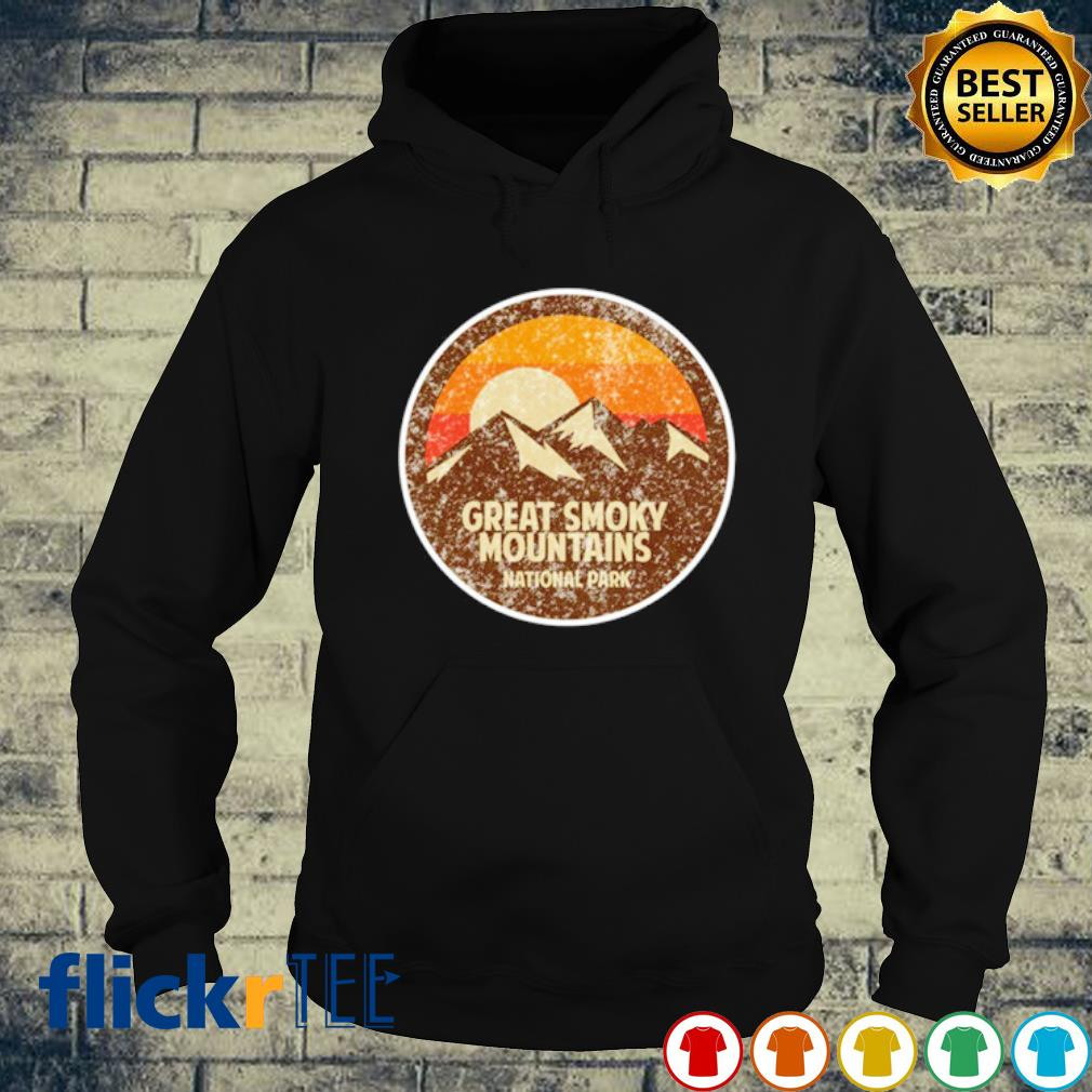 Great Smoky Mountains National Park Shirt hoodie