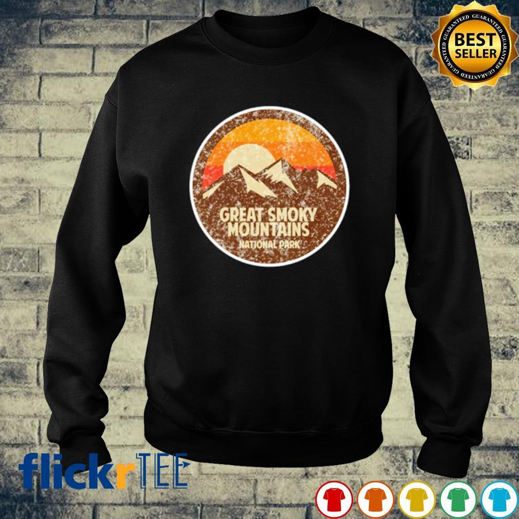Great Smoky Mountains National Park Shirt sweater