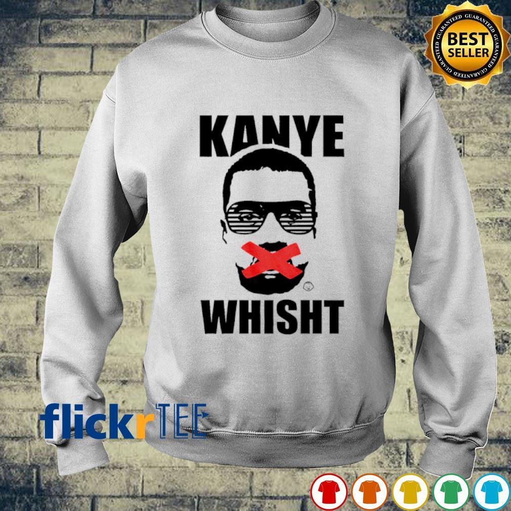 Kanye West Kanye whisht s sweater
