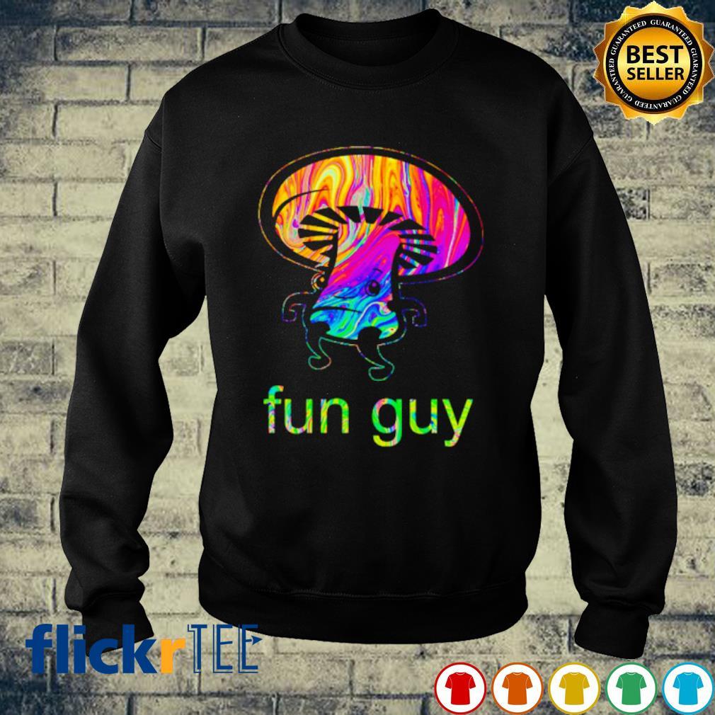 LGBT Mushroom Fun Guy s sweater