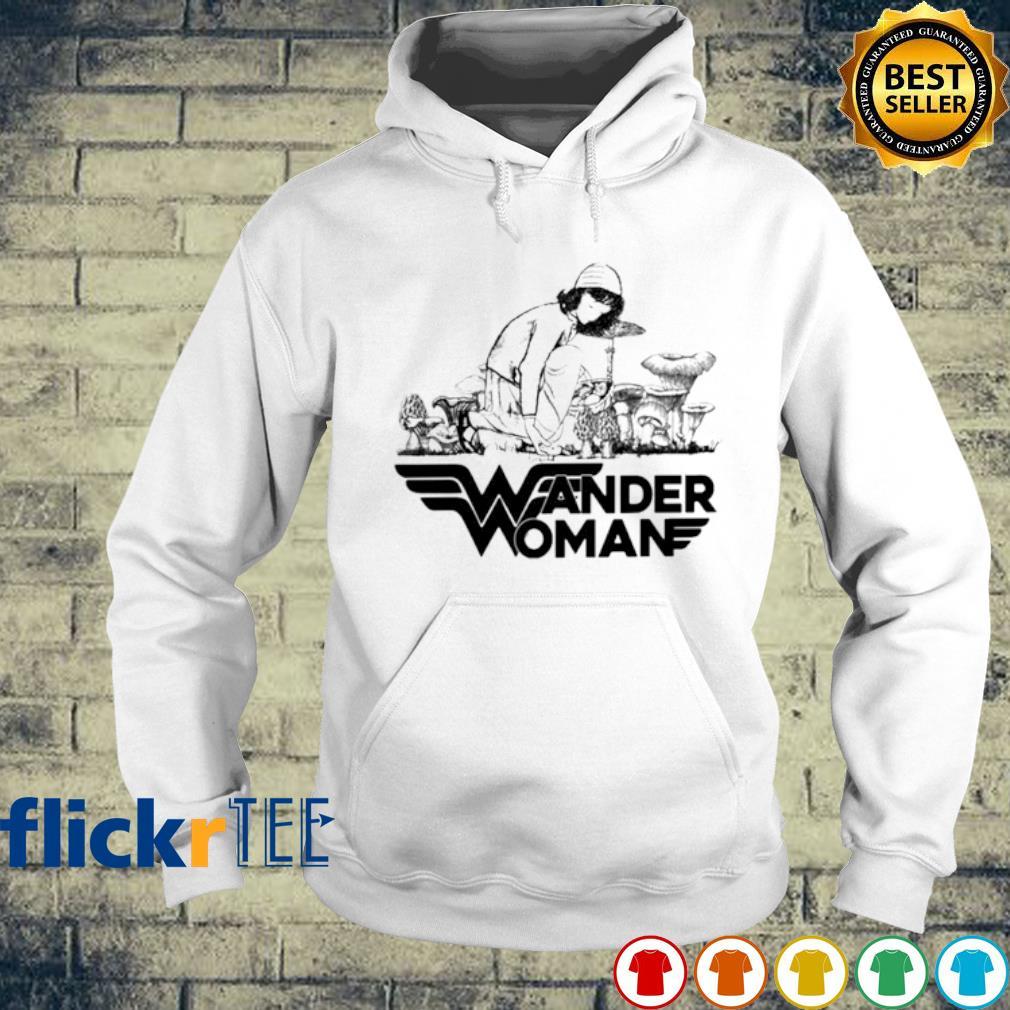 Mushroom Wander Woman s hoodie