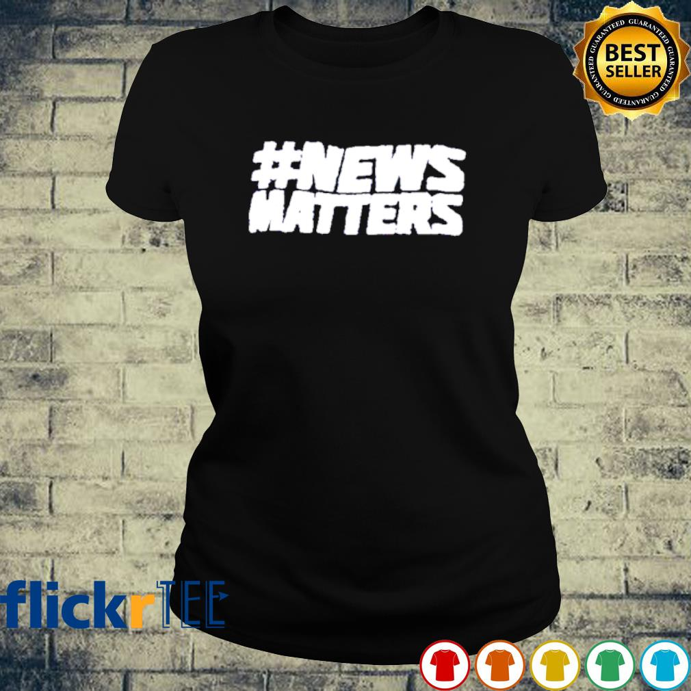 News matters s ladies-tee
