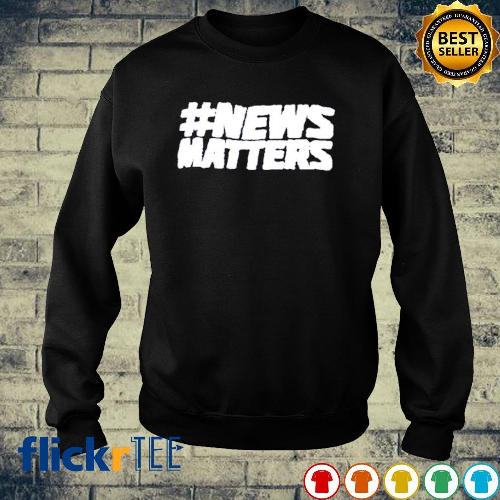 News matters s sweater