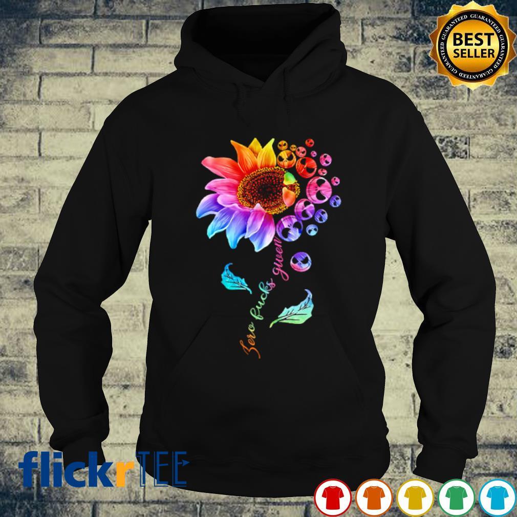 Sunflower Jack Skellington fucks you s hoodie