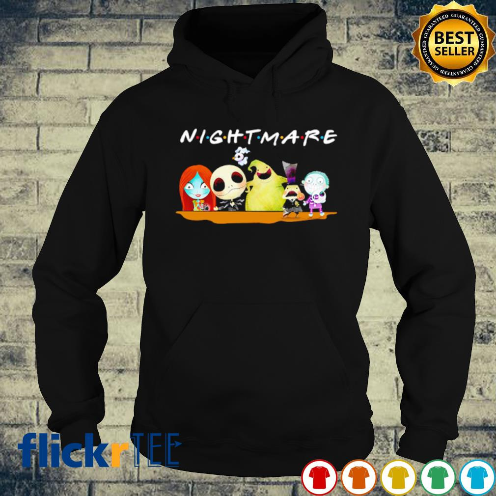 The Nightmare Before Christmas Friend s hoodie