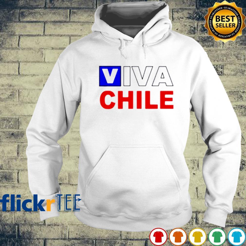Viva chile s hoodie
