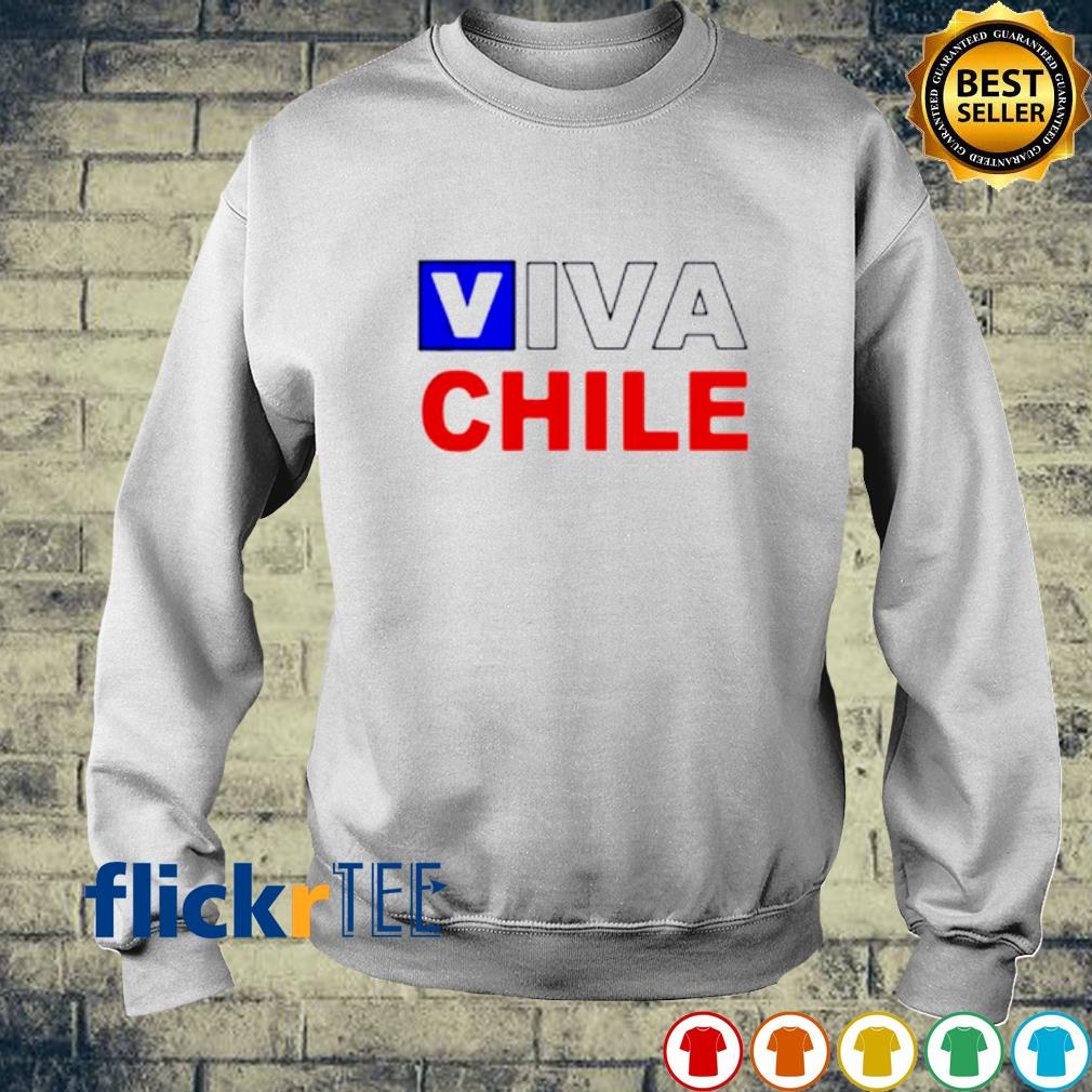 Viva chile s sweater
