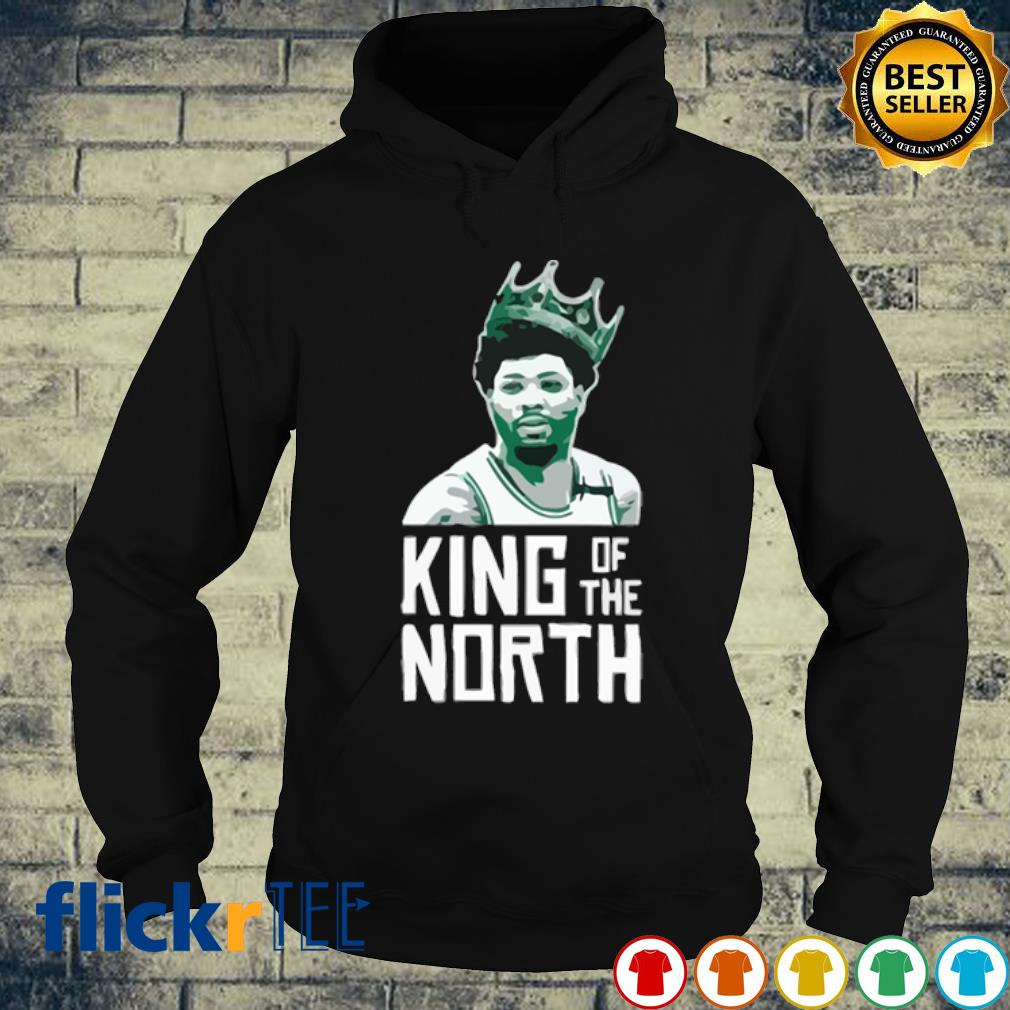 Toronto Raptors Kyle Lowry King of the north s hoodie