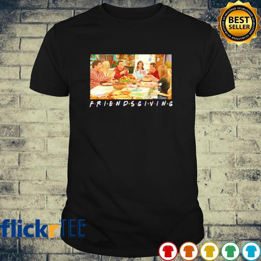 Friends TV Show characters Thanksgiving friendsgiving shirt