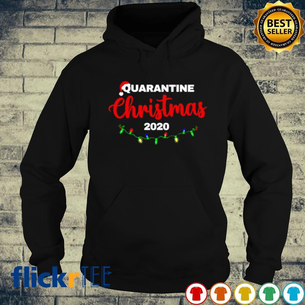 Quarantine Christmas 2020 s hoodie