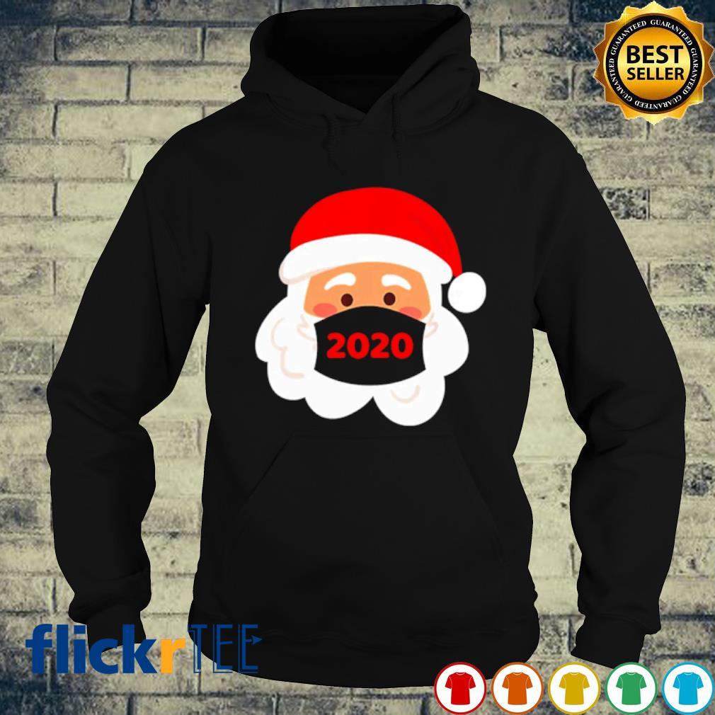 Santa face mask 2020 s hoodie
