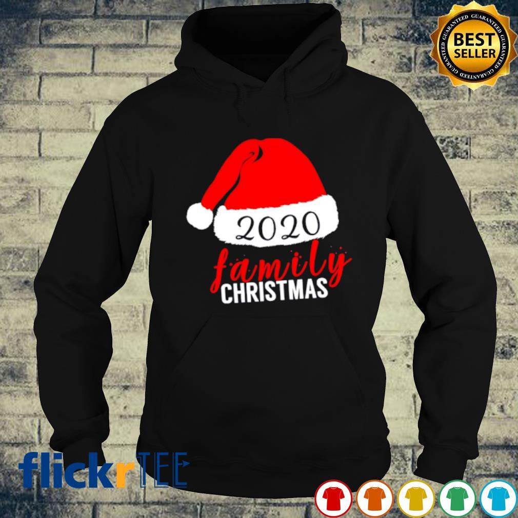 Santan 2020 family Christmas s hoodie