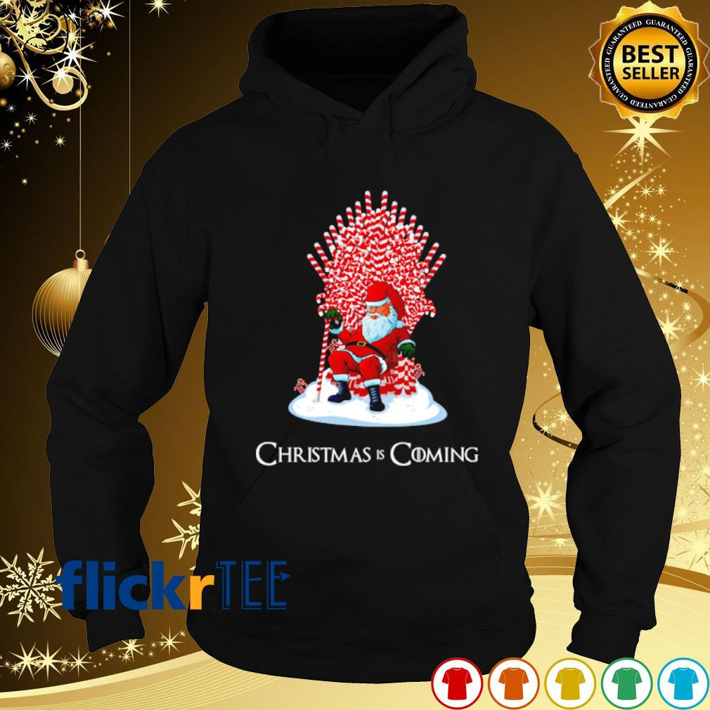 Game of Thrones Santa Christmas is coming s hoodie